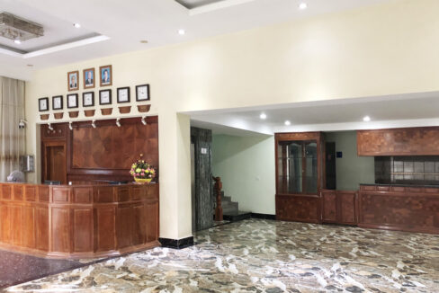 56 Room Hotel Building For Rent Situated In 7 Makara Area Img1