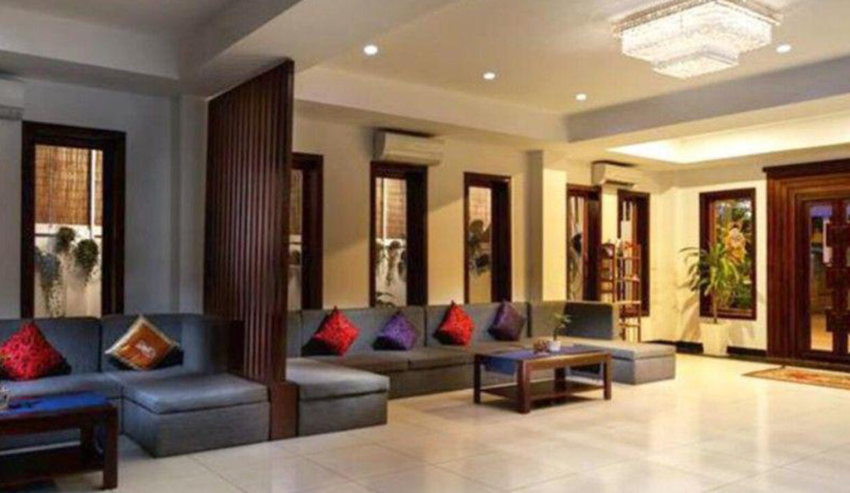57 Rooms Hotel Building For Rent In Chamkarmon Area Img1
