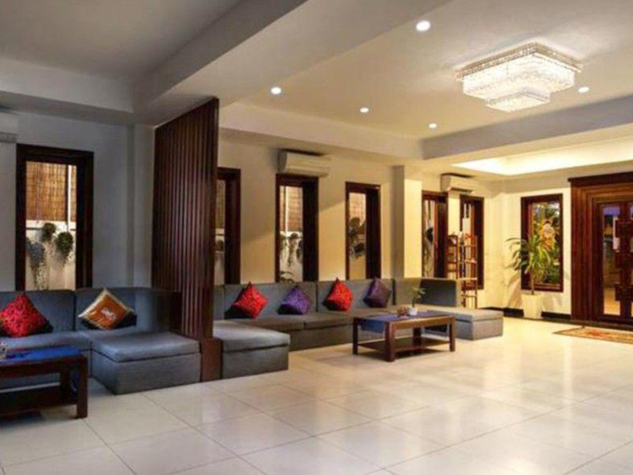 57 Rooms Hotel Building for Rent in Chamkarmon Area