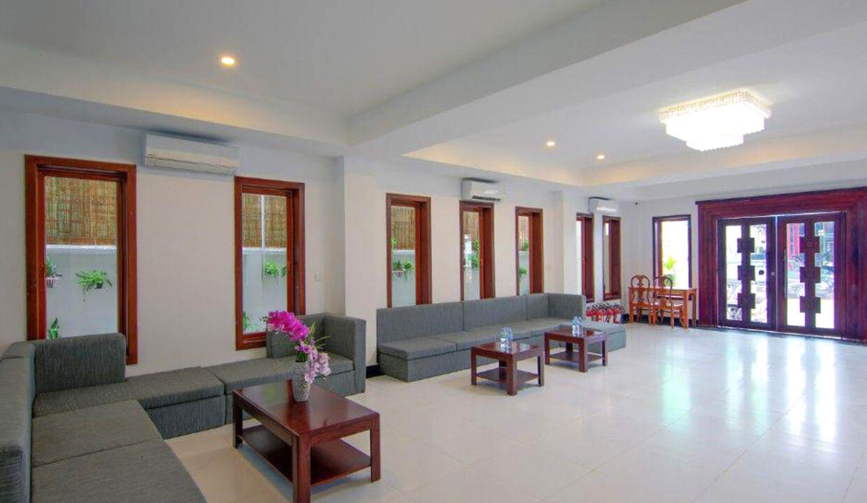 57 Rooms Hotel Building For Rent In Chamkarmon Area Img3