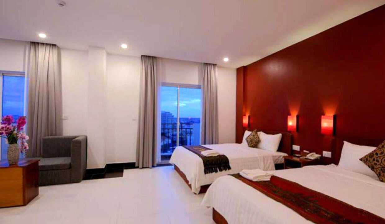 57 Rooms Hotel Building For Rent In Chamkarmon Area Img5