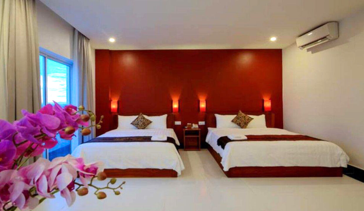 57 Rooms Hotel Building For Rent In Chamkarmon Area Img8