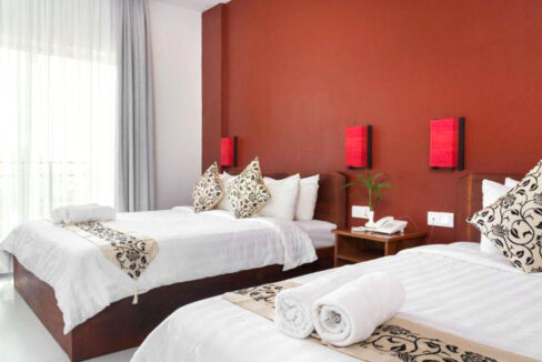 57 Rooms Hotel Building For Rent In Chamkarmon Area Img9