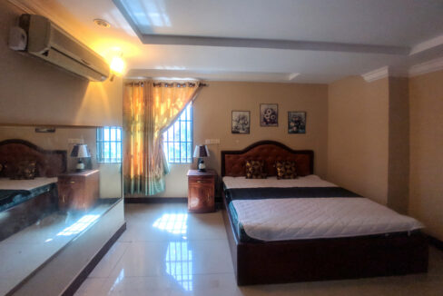 57 Rooms Hotel Guesthouse For Rent @ Toul Kork Area Img1