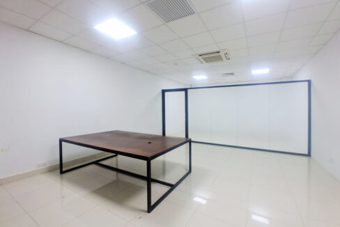 60 Sq M, Main Road Office Space For Rent @ BKK 1 Img1