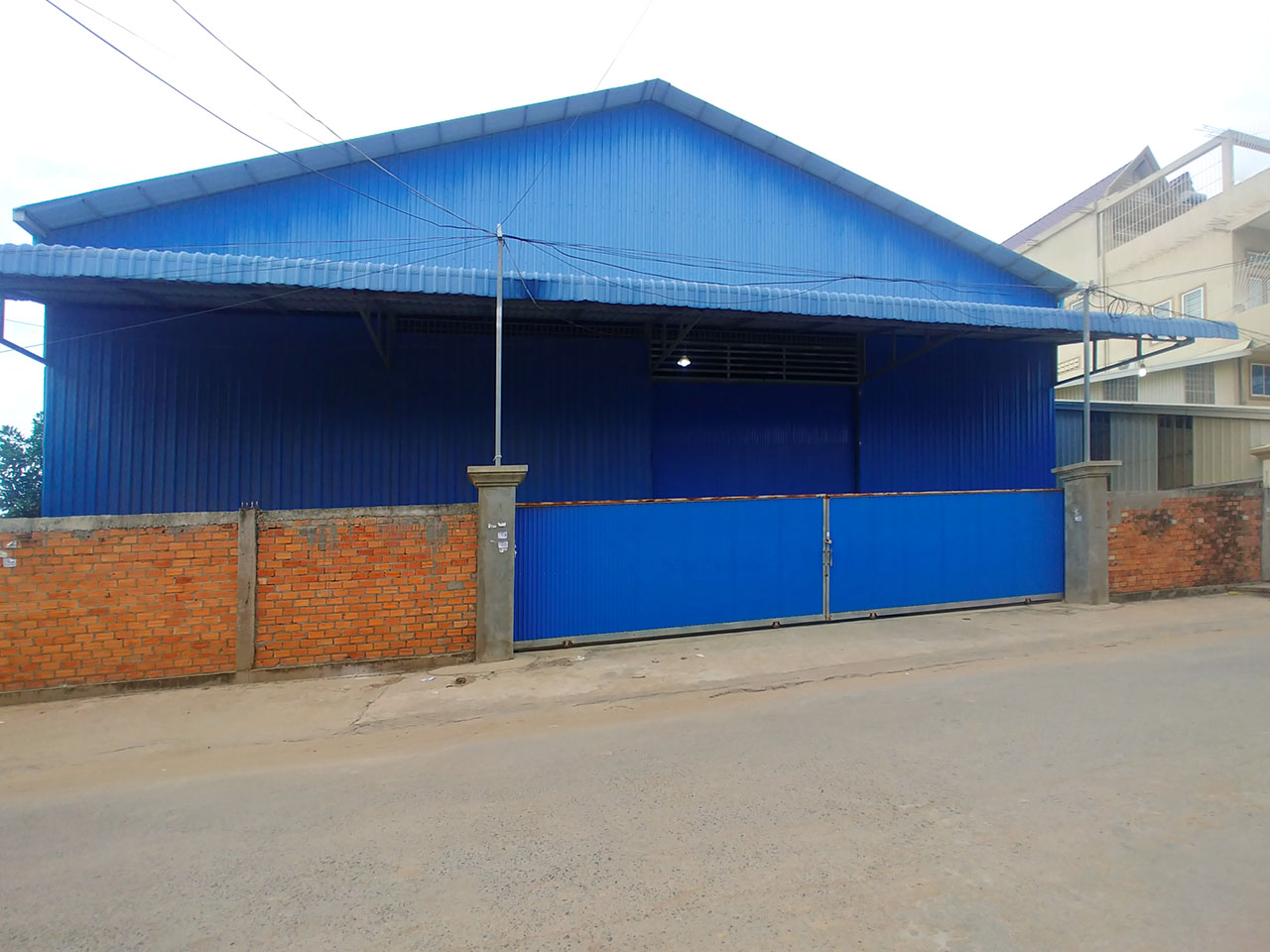 600 Sq m for rent just 200 m from Hanoi Street