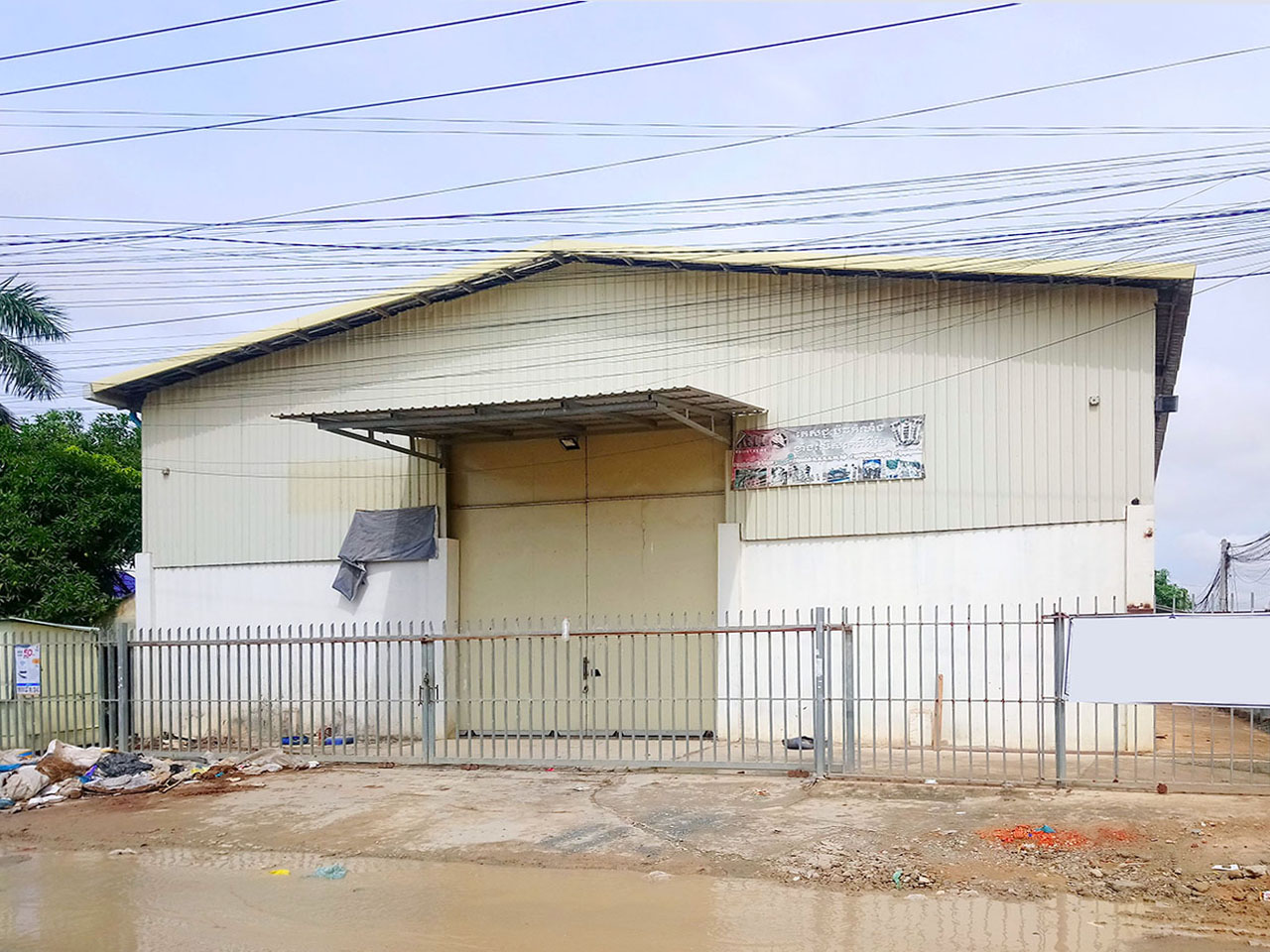 720 Sq m warehouse for rent @ Phnom Penh Thmei