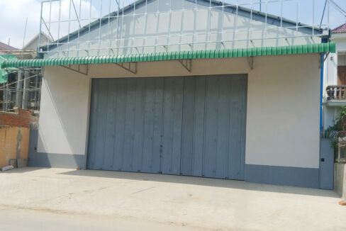 Standard New Build Warehouse For Rent @ Phnom Penh Thmei Img1