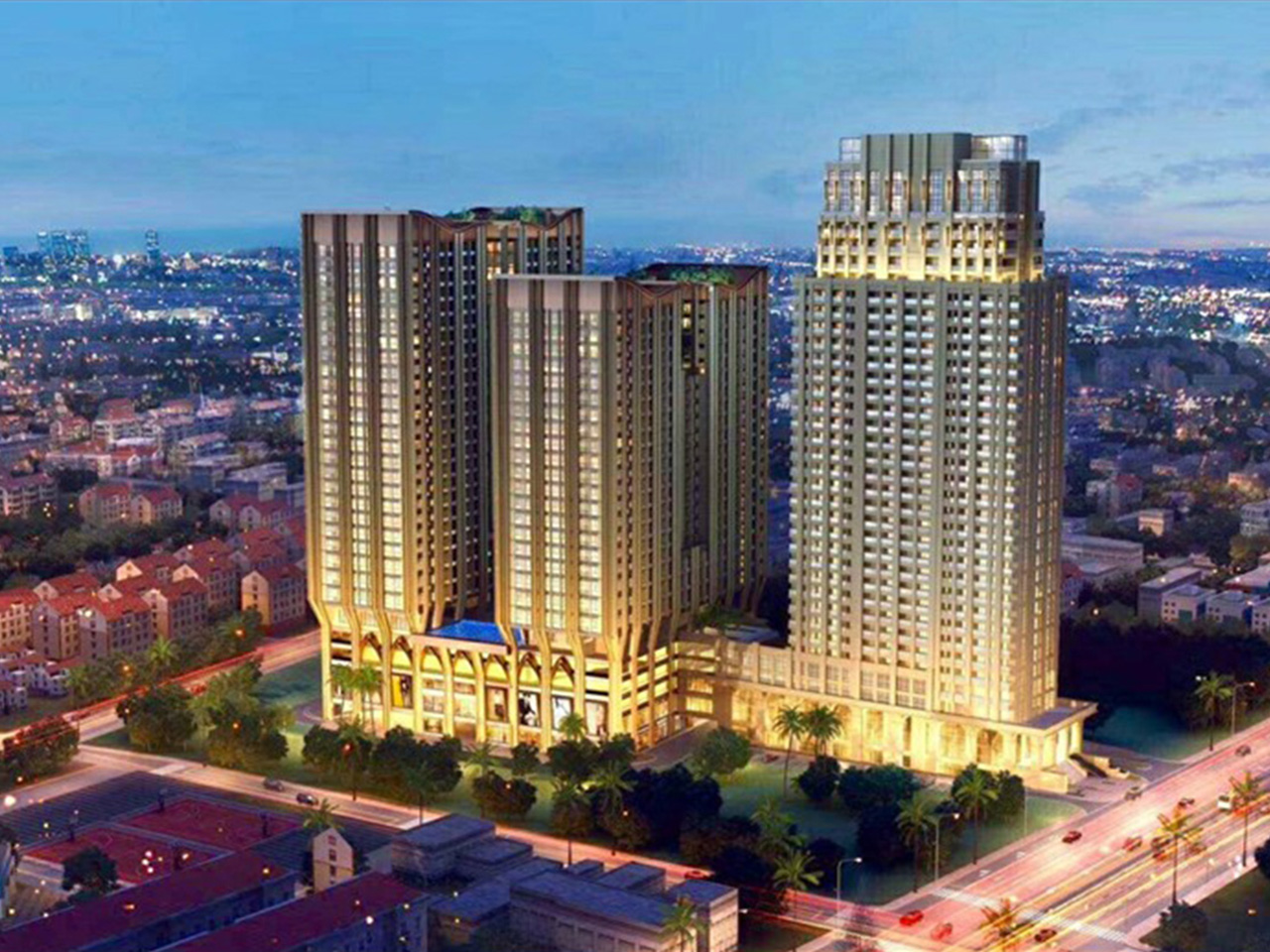 The Parkway – The best luxury condo projects in TK