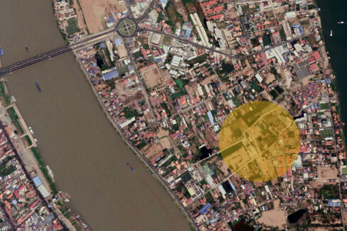 The Potential 3216 Sqm Land For Sale In Chroy Changvar Area Img1