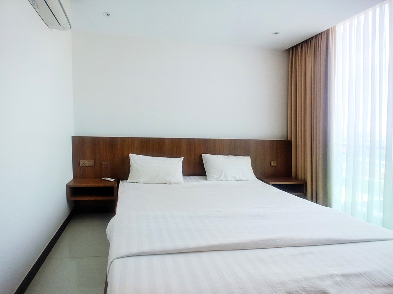 The stunning 1 bedroom apartment for rent @ Toul Kork