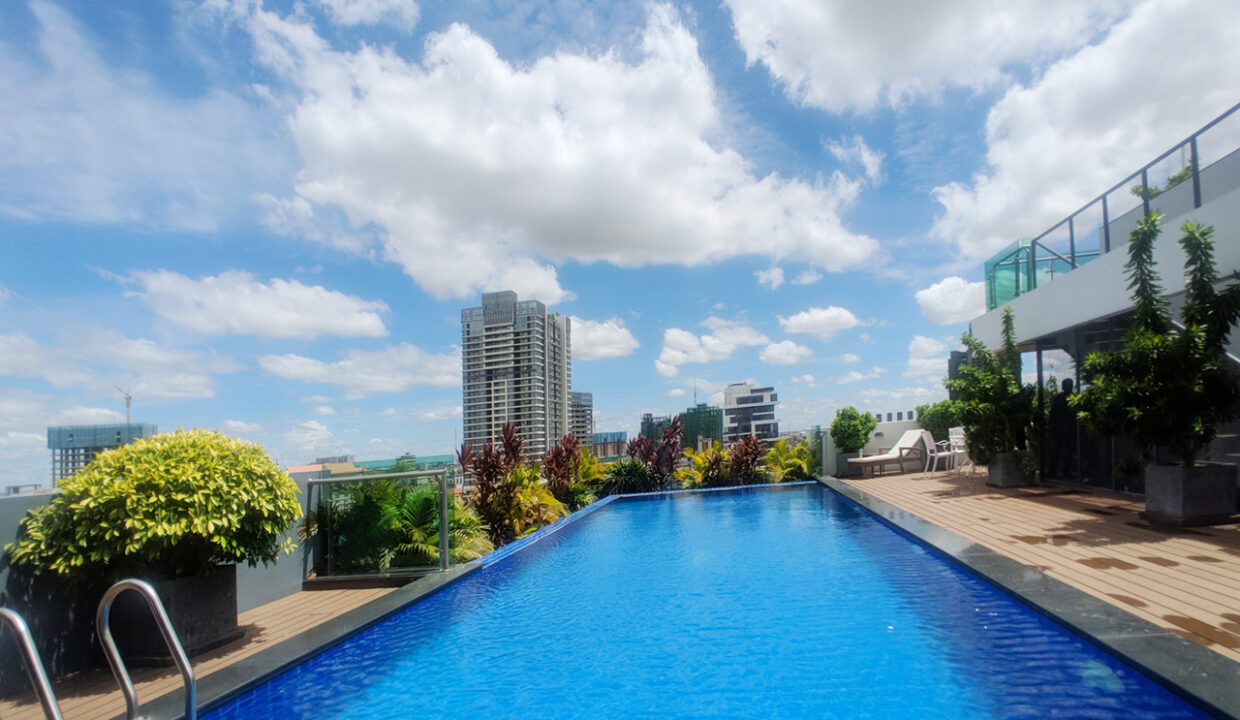 The Stunning 1 Bedroom Apartment For Rent @ Toul Kork Img8