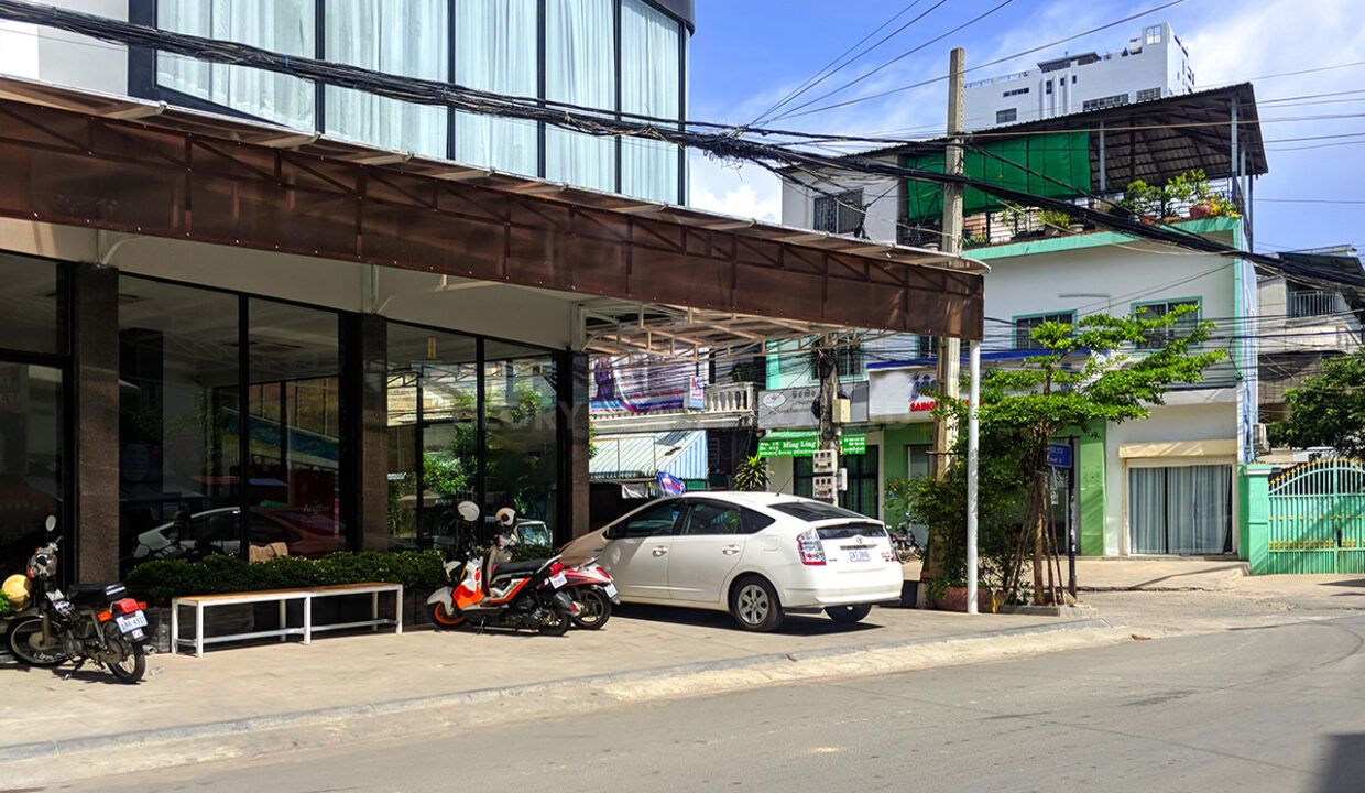 Whole 5 Storeys Building For Rent @ Toul Kork Area Img2