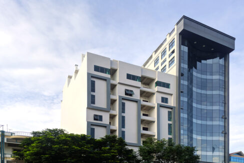 Whole 8 Floors Building For Rent @ Toul Kork Area Img1