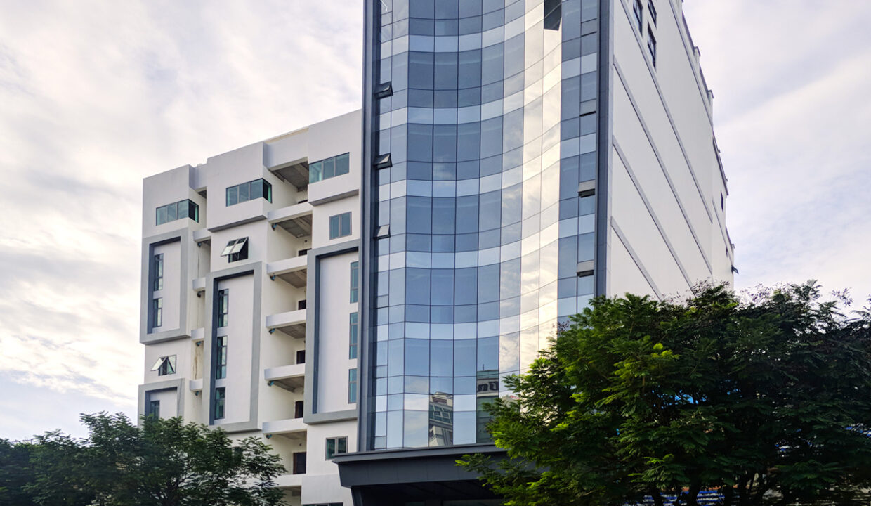 Whole 8 Floors Building For Rent @ Toul Kork Area Img2