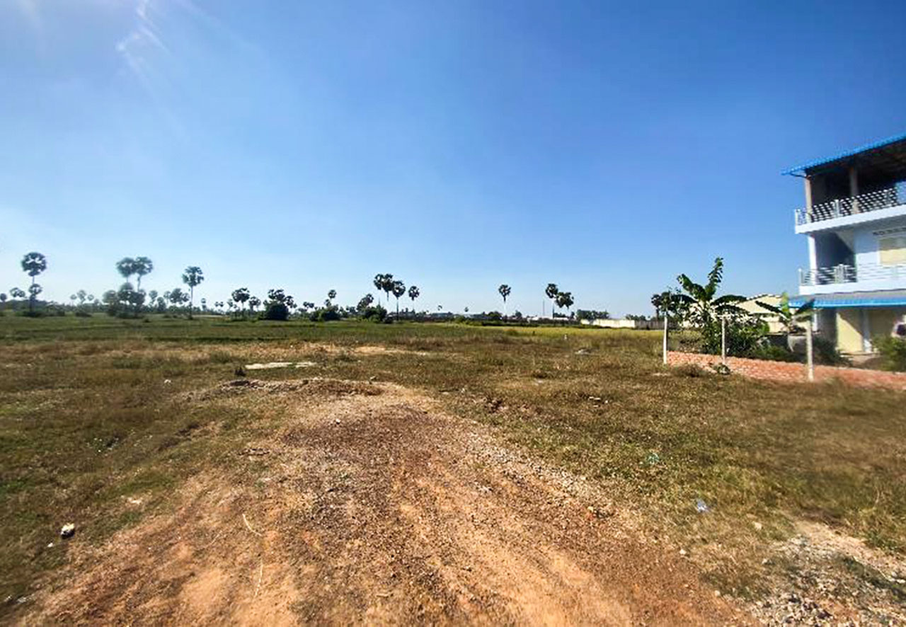 5.4 Hectares Land for Sale – Kampong Speu Province