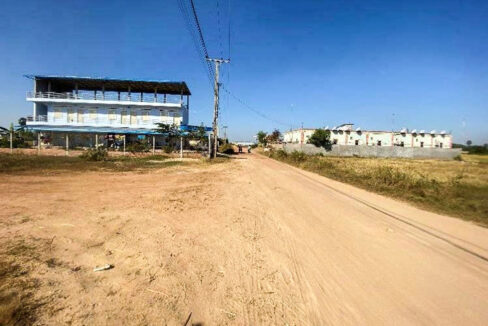 5.4 Hectares Land For Sale Kampong Speu Province Img2