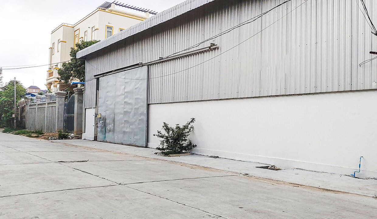 500 Sq.m Warehouse For Rent Phnom Penh Thmei Area Img1