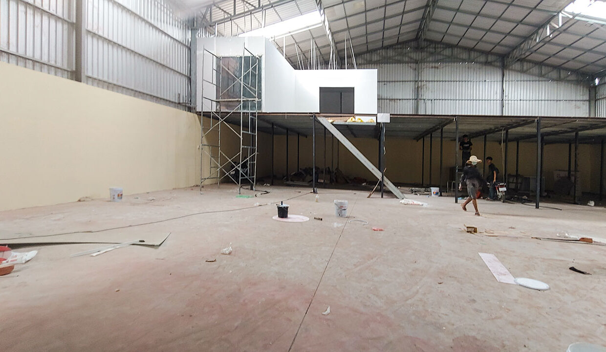 500 Sq.m Warehouse For Rent Phnom Penh Thmei Area Img3