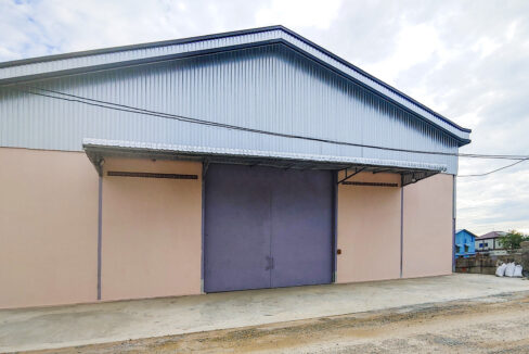 Nice Build Warehouse For Rent Closed To Wat Samroung Andet Img1