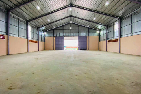 Nice Build Warehouse For Rent Closed To Wat Samroung Andet Img4