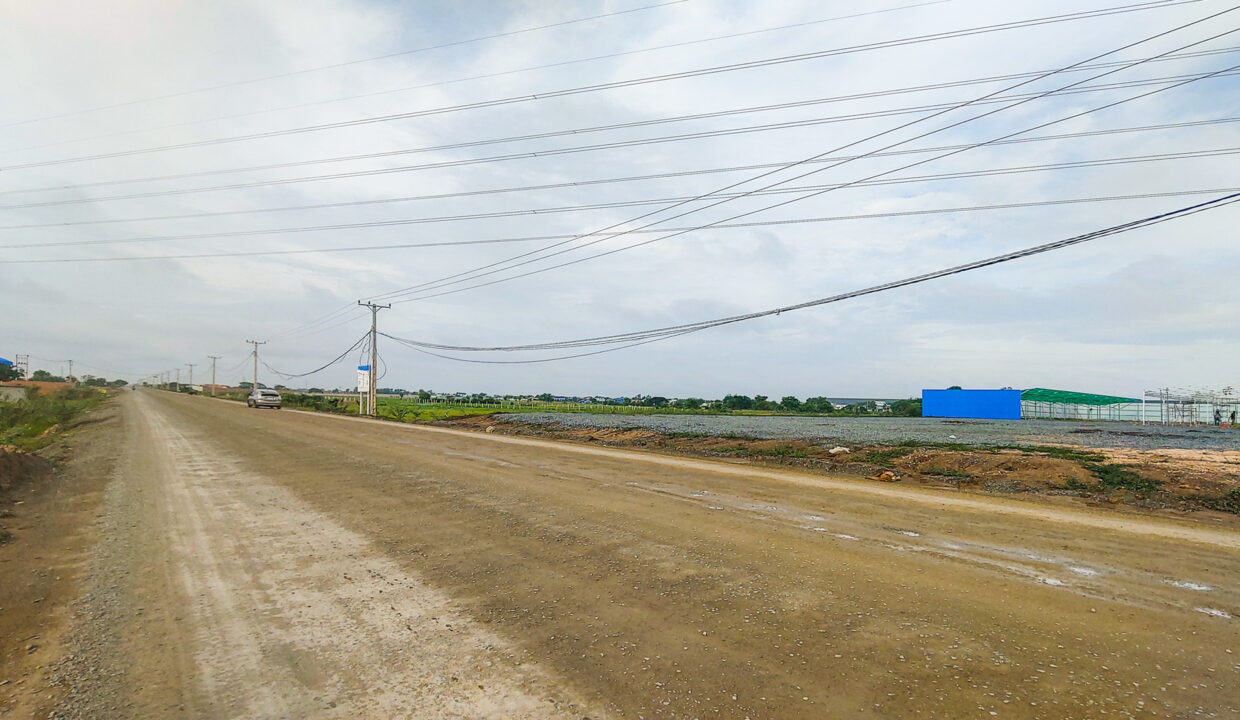 1495 Sq.m Conner Land For Urgent Sale Krong Ta Khmau Img4