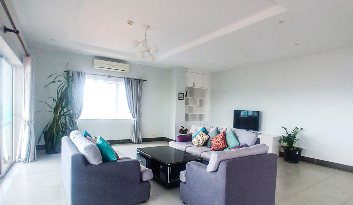 38 Room Apartment Building For Rent @ Chamkarmon Img1