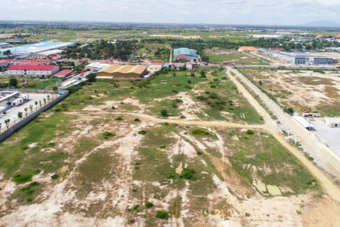 3.4 Hectares Land For Sale Along National Road No. 4 Img1