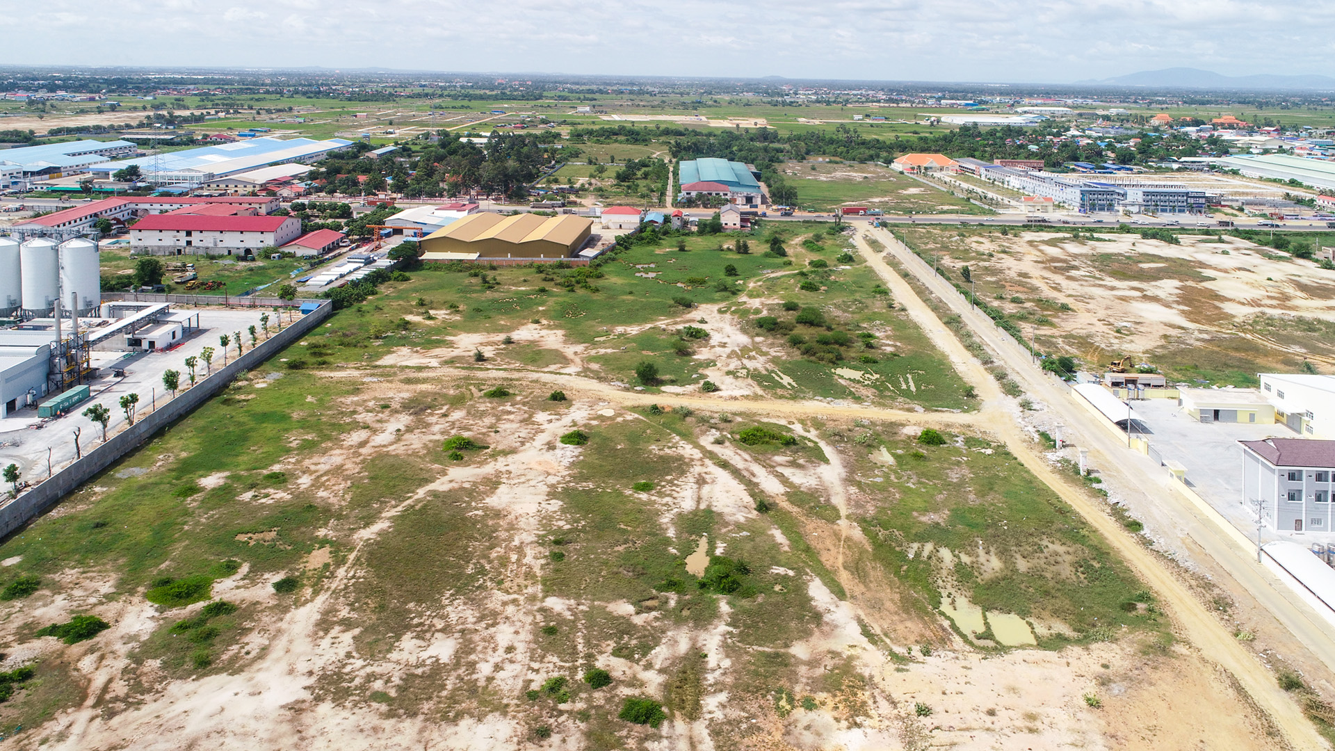 3.4 Hectares Land for Sale – Along National Road No. 4